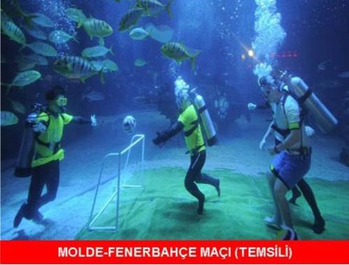 Fenerbahçe kazandı capsler patladı