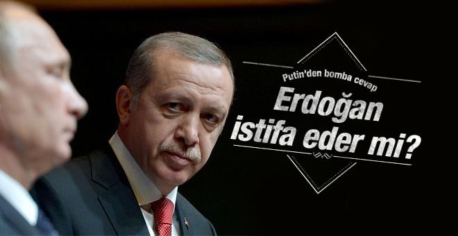 Putin'den Erdoğan hakkında olay sözler
