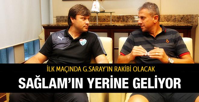 Bursaspor'da Hamza Hamzaoğlu sesleri