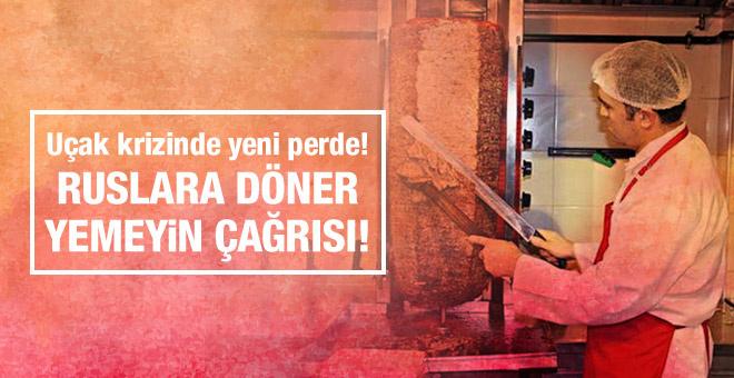 Ruslara Türk mutfağını boykot çağrısı!