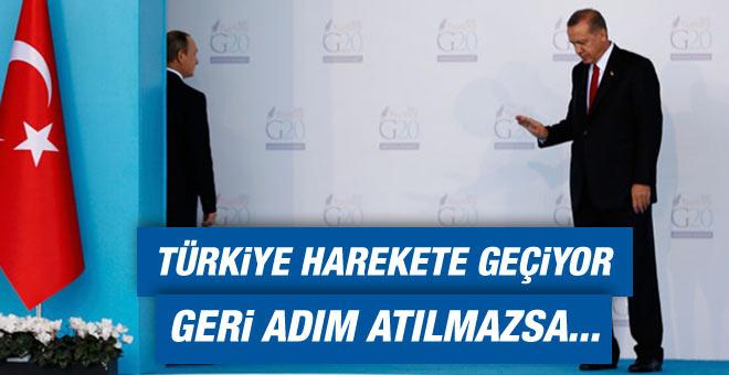 Rusya geri adım atmazsa Türkiye bunları yapacak