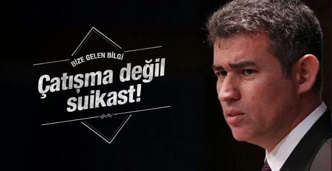 Feyzioğlu'ndan Tahir Elçi iddiası! Çatışma değil suikast!