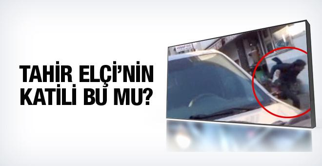 Tahir Elçi'nin katili görüntüdeki şahıs mı?