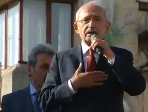 Kılıçdaroğlu'ndan Tahir Elçi açıklaması
