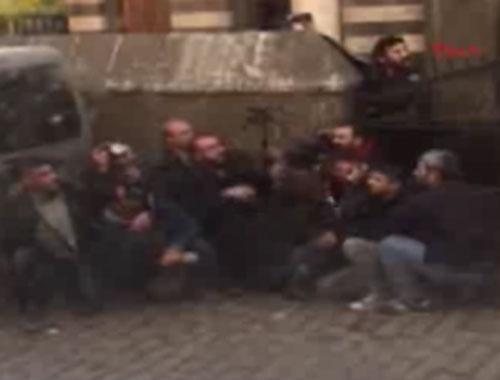 Diyarbakır'da o anlarda şehadet getirdi