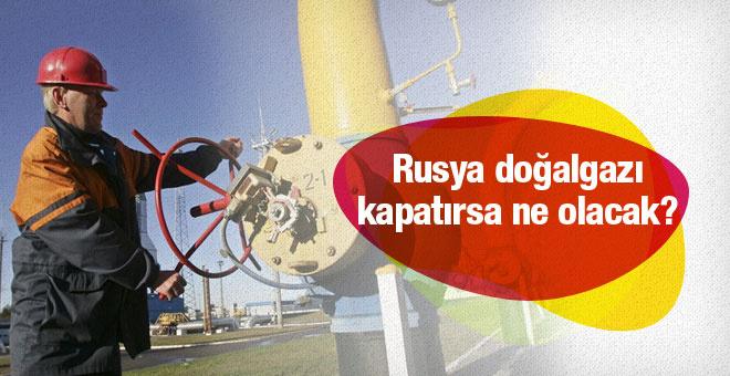 Rusya Türkiye'ye doğalgazı kapatacak mı?