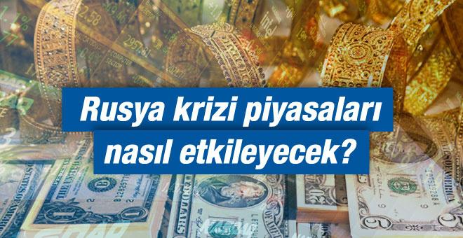 Rusya Türkiye krizi dolar ve altını nasıl etkileyecek?
