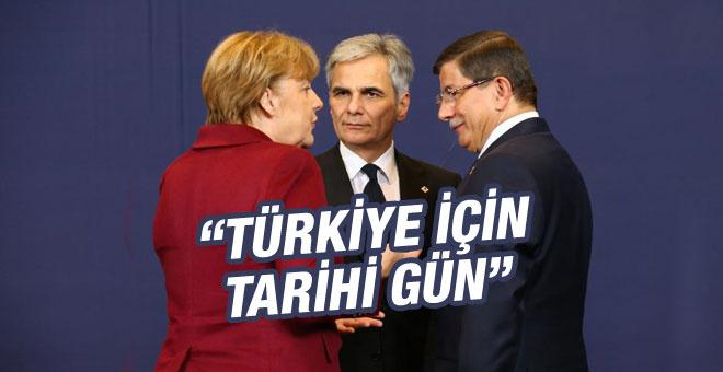 Türkiye için AB serüveninde önemli gün!