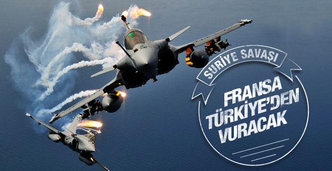 Türk hava sahası için o ülkeye izin çıktı!
