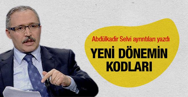 AK Parti kulislerinden sızdı Selvi köşesinde yazdı