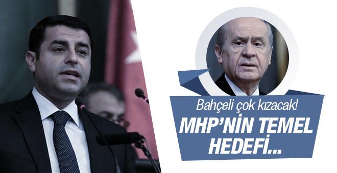HDP'den Bahçeli'yi kızdıracak 1 Kasım açıklaması!