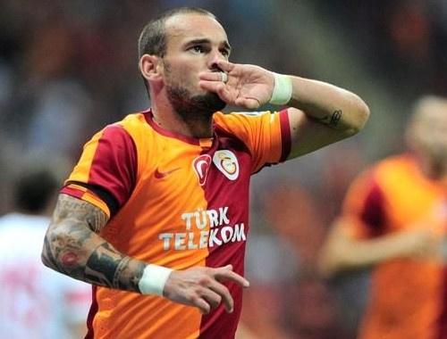 Sneijder yanlış tercüme kurbanıymış!