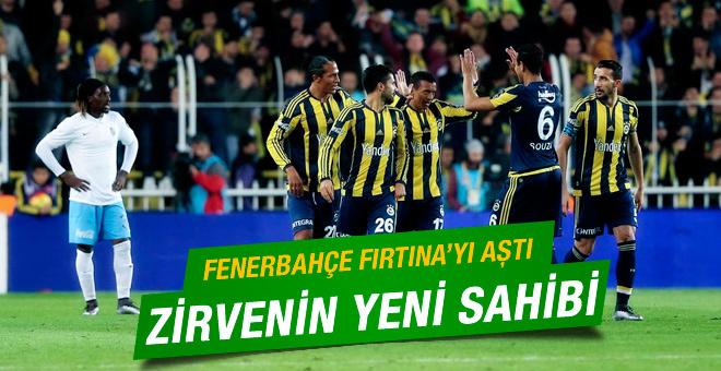 Fenerbahçe Trabzonspor maçı canlı anlatım