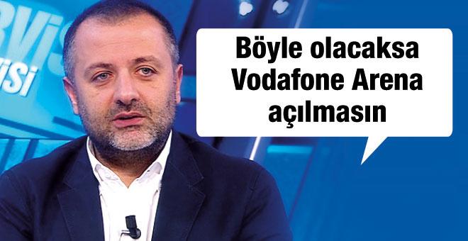 Mehmet Demirkol'dan Beşiktaş taraftarına tepki