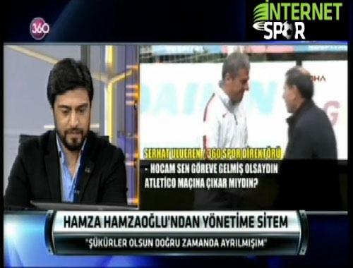 Hamzaoğlu'ndan Sneijder'e sert yanıt!