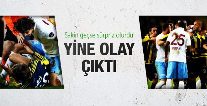Kadıköy'de tansiyon yükseldi!