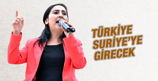 HDP'li Yüksekdağ'dan Suriye iddiası!
