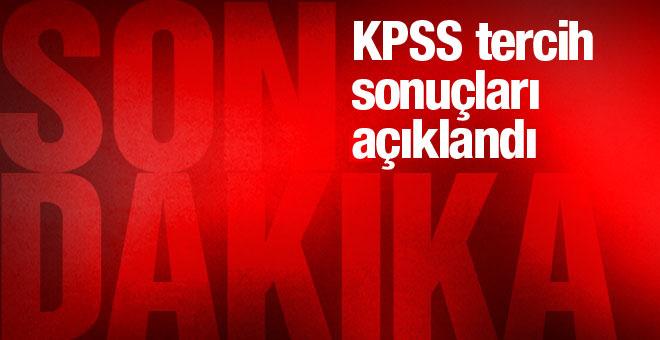 KPSS atama sonuçları 2015 ÖSYM sorgu ekranı