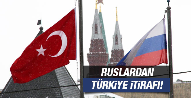 Rusya tur operatörlerinden Türkiye itirafı!