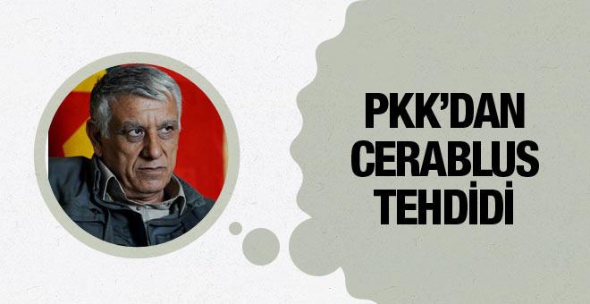 Cemil Bayık'tan Türkiye'ye Cerablus tehdidi