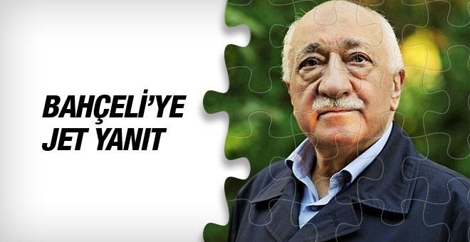 Fethullah Gülen'den Devlet Bahçeli'ye jet yanıt