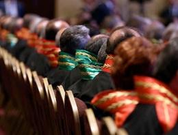 HSYK'dan 17 hakim ve savcı için flaş karar
