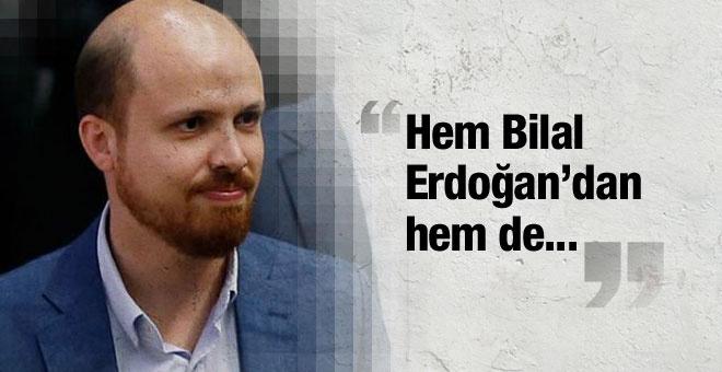 Bilal Erdoğan'dan özür dilemelisiniz!