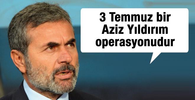 Aykut Kocaman'dan bomba 3 Temmuz yorumu