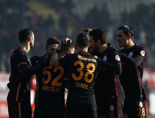 Kastamonuspor Galatasaray maçının sonucu ve özeti