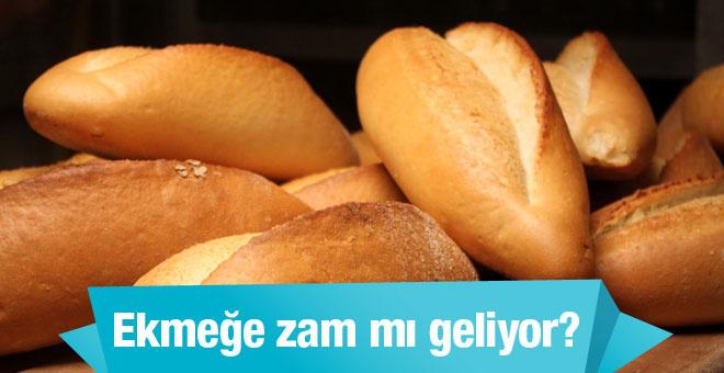 Ekmek fiyatına zam mı geliyor bakan açıkladı