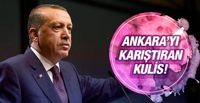 Ankara yı karıştıran Erdoğan kulisi!