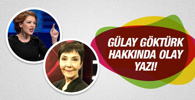 Nagehan Alçı, kovulan Gülay Göktürk e sahip çıktı!