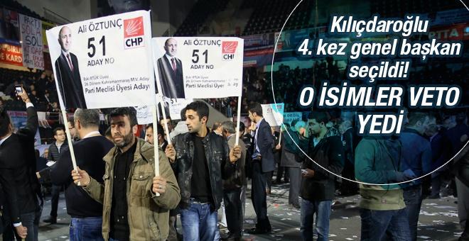 CHP Parti Meclis inde kimler var?