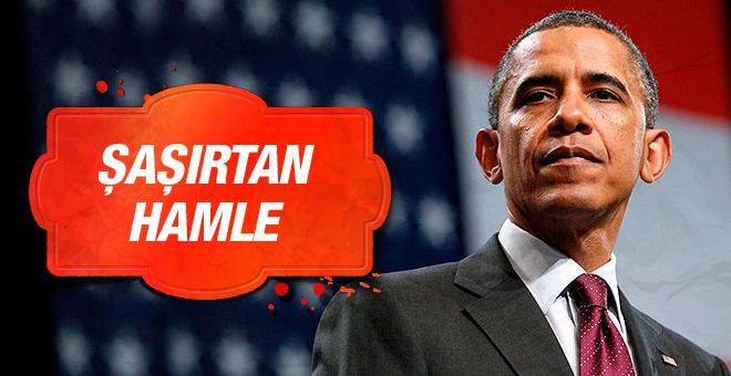 Obama dan İran a yeni yaptırım!