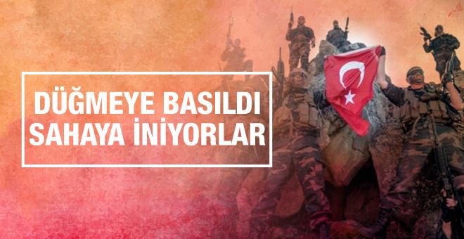 PKK ya karşı Özel Harekat Polisleri sahaya iniyor