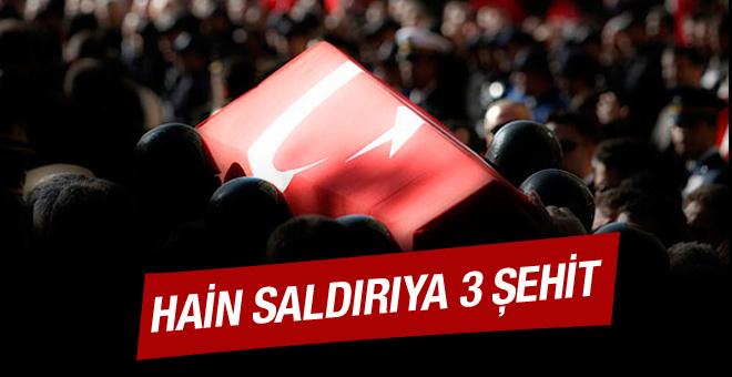 Şırnak ve Diyarbakır dan şehit haberi!
