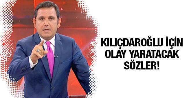 Fatih Portakal dan Kılıçdaroğlu için olay sözler