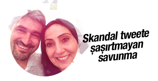 HDP li danışmandan şaşırtmayan savunma!