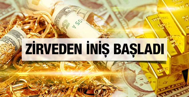 Dolar kuru ve altın fiyatları bugün düştü 22 Ocak son durum