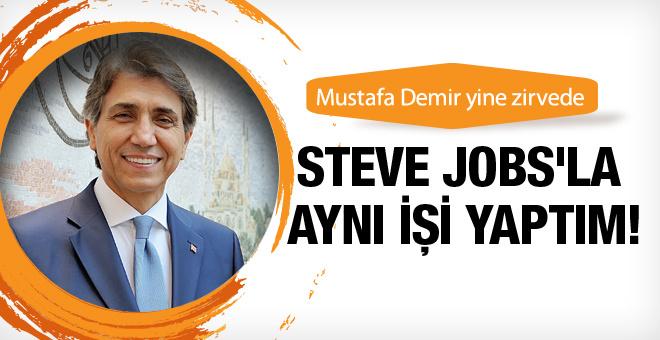 Fatih Belediye Başkanı Mustafa Demir yine zirvede!