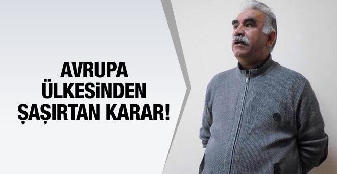 Napoli den Öcalan a fahri hemşehrilik!
