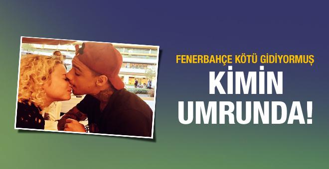 Fenerbahçe Wiel'i tartışıyor o yengeyle cilveleşiyor!