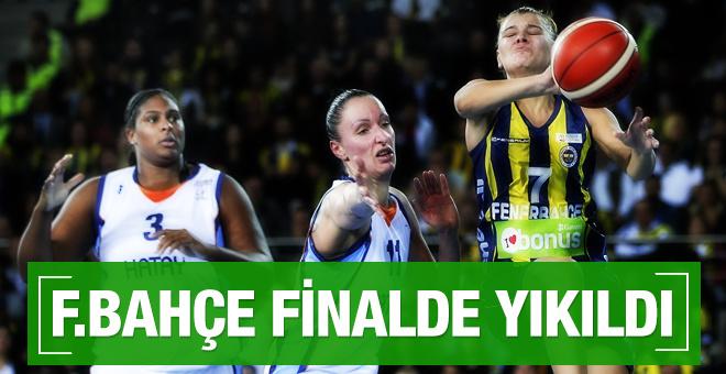 Fenerbahçe'ye kupada büyük şok
