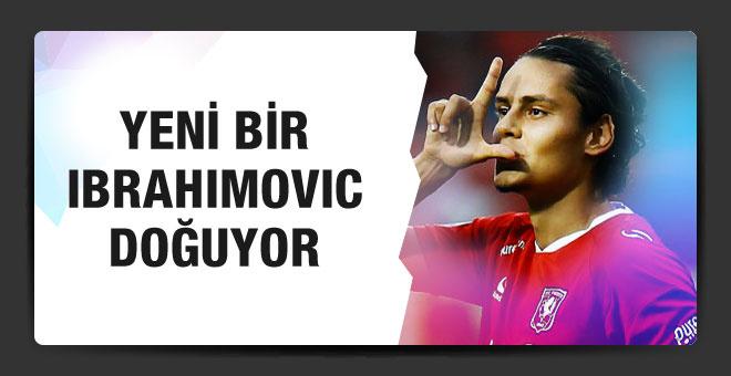 Enes Ünal'a yeni Zlatan Ibrahimovic benzetmesi