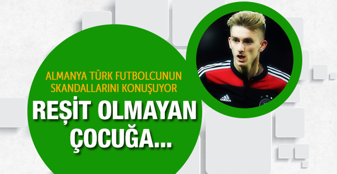 Türk futbolcu erkek çocuğa cinsel organının resmini gönderdi!