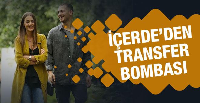 İçerde'den bomba transfer onların da ilgisini çekti