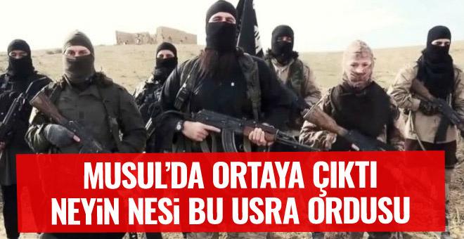 IŞİD'in Usra Ordusu ortaya çıktı 'Ceyşu'l Usra' nedir?