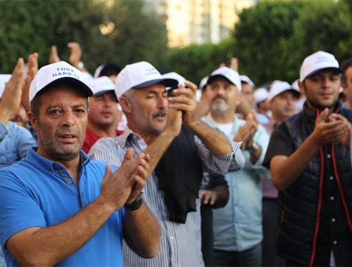 İncirlik Üssü'nde işçiler greve gitti!