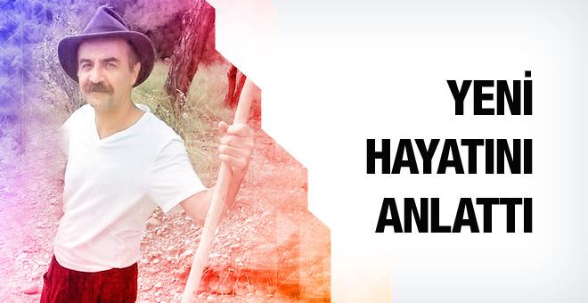 Yılmaz Erdoğan yeni hayatını anlattı