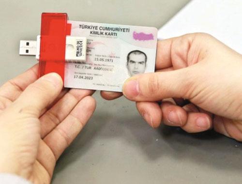 Çipli kimlik kartıyla ilgili flaş gelişme 2017 yılında...